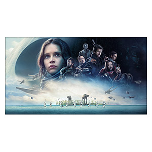 Star Wars. Размер: 110 х 60 см